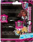 Набор заколочек д/волос 2шт_Monster High