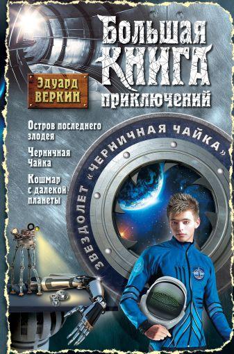 """Веркин Э. - Звездолет """"Черничная Чайка"""" обложка книги"""