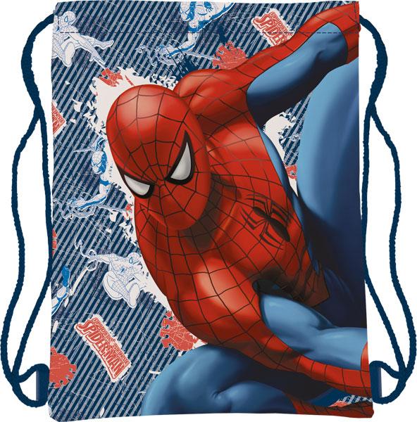 Сумка-рюкзак для обуви43х34 см Spider-man