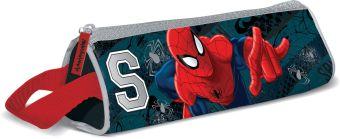 Пенал-тубус, размер7 х 21 х 7 см, упак. 6//48шт. Spider-man