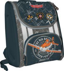 Рюкзак ортопедический, спинка - толстый поролон, ортопедическая пластиковая вставка, жесткие боковые стороны из EVA, размер 38 х 31 х 20