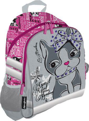 Рюкзак, мягкая спинка с вентиляционной сеткой. Размер39 х 31 х 12 см, упак. 3//12шт. Rebecca Bonbon