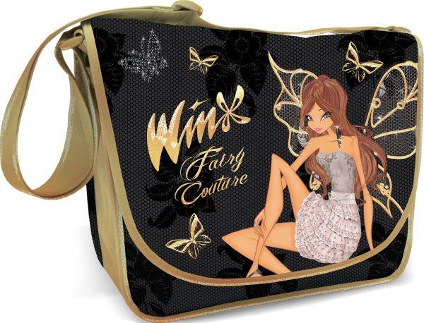 Сумка. Размер 29,5 x 37 x 15 см, упак. 4//12 шт. Winx Fashion (Winx Fairy Couture)