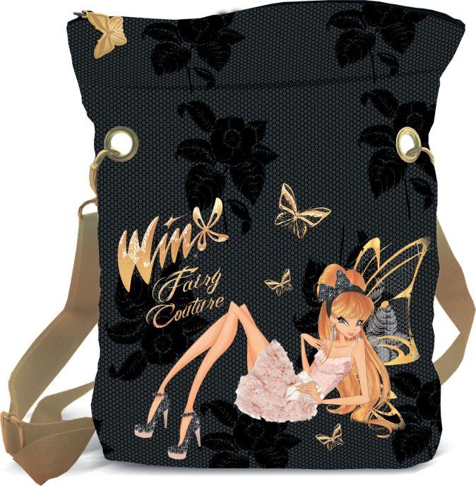 Сумка, 37 х 25 х 6 см, упак. 4//12 шт. Winx Fashion (Winx Fairy Couture)