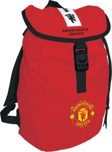 Рюкзак-мешок. Размер 43 х 34 х 12 см, упак. 12/24/96 шт. Manchester United FC