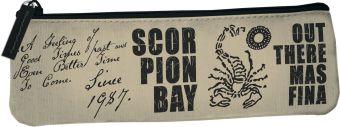 Пенал. Размер 6 x 21 см, упак. 12/48/144 шт. Scorpion Bay