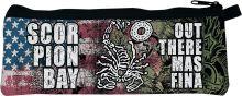 Пенал неопреновый узкий, размер 8 х 20,5 см, упак. 12/24/144 шт. Scorpion Bay