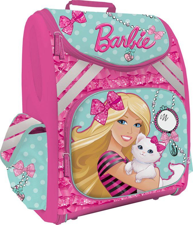 Рюкзак-трансформер, ортопедический с EVA-спинкой. Размер 35 х 31 х 14 см, упак. 3 шт. Barbie