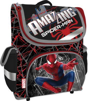 Рюкзак-трансформер, эргономичный с EVA-спинкой. Размер 26 х 36 х 17 см Упак. 3 шт Amazing Spider-man 2
