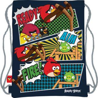 Спортивная сумка для обуви Angry Birds