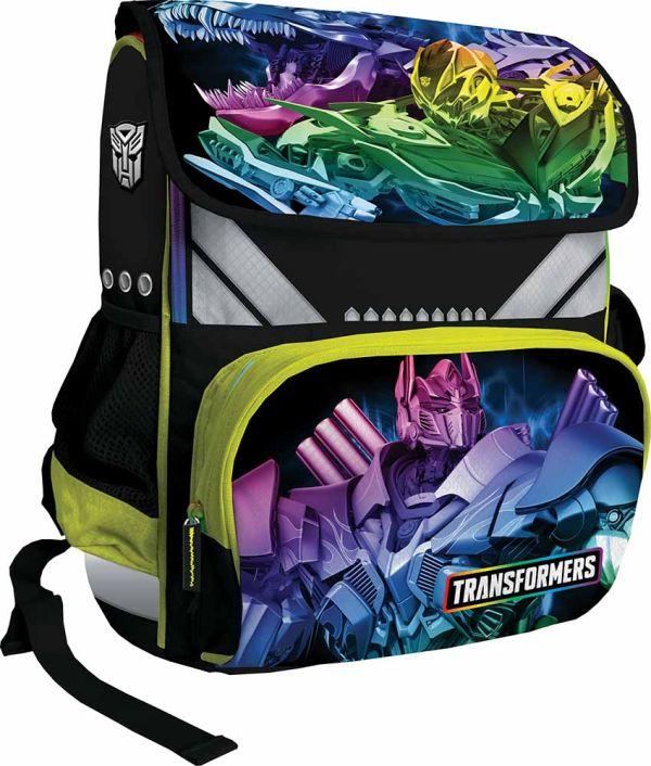 Рюкзак-ранец, спинка - EVA.  Transformers 4