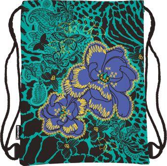 Сумка-рюкзак для обуви Размер 43 х 34 см Упак. 12/24/96 шт. Seventeen