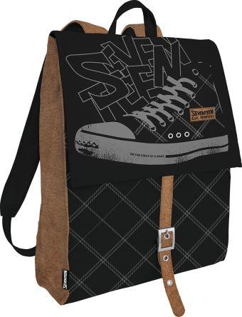 Рюкзак Размер 39 х 29 х 12 см Упак. 3//12 шт. Seventeen