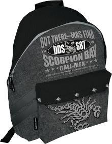 Рюкзак Размер 40 x 31 x 15 см Упак. 3//12 шт. Scorpion Bay