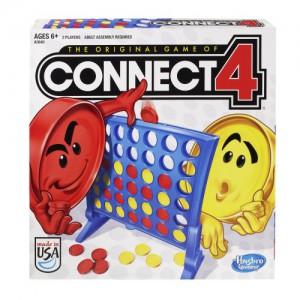 GAMES - Игра Собери 4 Классическая (Настольная игра) (A5640) обложка книги