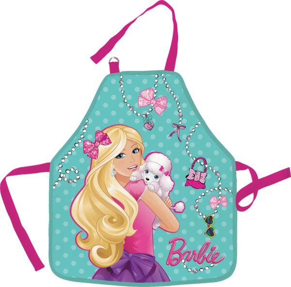 Фартук в холдере, размер 51x44, упак.12/36/72 Barbie