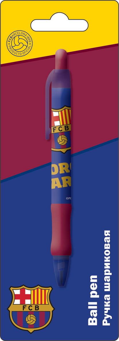 Ручка шариковая, цвет пасты синий, 1 шт. Печать на корпусе - термоперенос. Упаковка - блистер, 500 г/м2, 4+1, европодвес. Размер 20 Barcelona