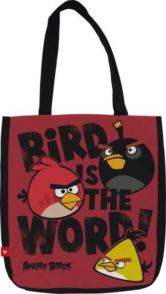 Сумка. Размер 38 x 31 x 12 см, упак. 4//12 шт. Angry Birds