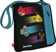 Сумка спортивная Размер 35 х 33 х 6 см Упак. 4//12 шт. Angry Birds
