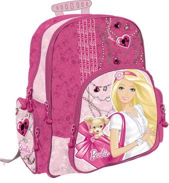 Рюкзак ортопедический с EVA-спинкой 38x29x15 см Барби