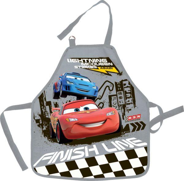 Фартук, размер 26x16, упак.12/36/72 Cars