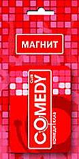 Магнит эпоксидный (4,5см х 6,5см) Comedy Club