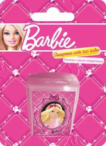 Точилка с двумя отверстиями, 1шт. Печать на корпусе - полноцветная. Упаковка - блистер, 500 г/м2, 4+1, европодвес. Размер 11х 8 х 2,5 Barbie