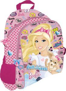 Рюкзак, мягкая спинка с вентиляционной сеткой39х31х12 см Барби