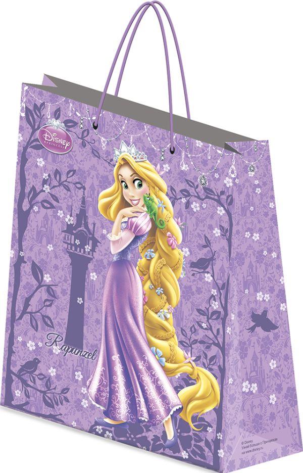 Пакет подарочный, 33 х 43 х 10 см, эффект: матовая ламинация, плотность бумаги 157 гр/м2 упак. 12/120/240 шт. Princess