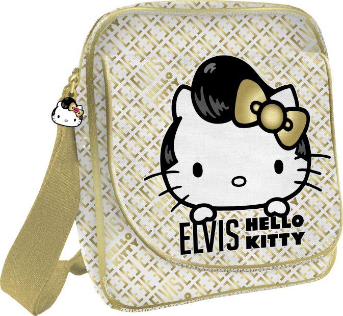 Сумочка Размер 23 х 19,5 х 5 Упак 4//48 шт. Hello Kitty Elvis