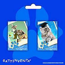 Набор магнитов эпоксидных (3см х 4,5см) 2шт Gattinventa