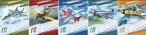 Тетр 18л скр А5 кл 7162/5-ЕАС Боевые самолеты