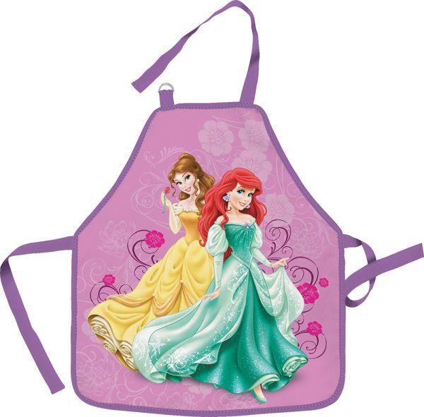Фартук Размер 51 х 44 см. Размер упаковки: 27 х 16,5 х 0,5 см Упак. 12/36/72 шт. Princesses