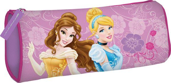 Пенал Размер 9 х 21 х 5 см Упак. 6//48 шт. Princesses
