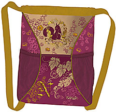 Рюкзак-мешок Narnia 43х34см