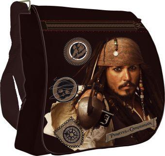 Сумка 30х26х9 Пираты