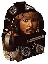 Рюкзак 36х25х12 Пираты