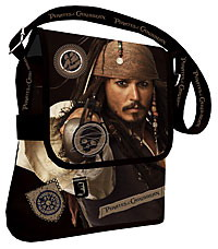 Сумка 24х27х6 Пираты