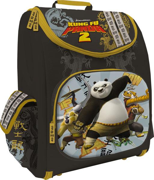 Рюкзак-трансформер, ортопедический с EVA-спинкой. Размер 35 х 31 х 14 см, Kung Fu Panda (KungFu Panda)