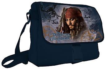 Сумка 29х34х11 Пираты