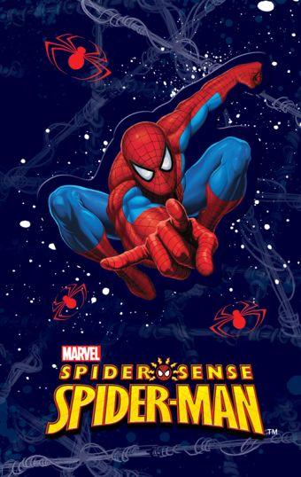 Телеф. адресн кн.  с наклеенной вырубной фигуркой, 56 л., печать 1+1 Размер 8x13x1 см. Упак. 25/100 шт. Spider-man