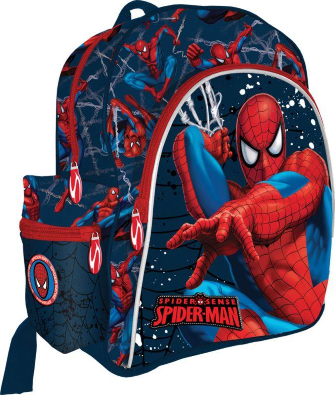 Рюкзак, 29 x 24 x 8 см, упак. 3//12 шт.Spider-man