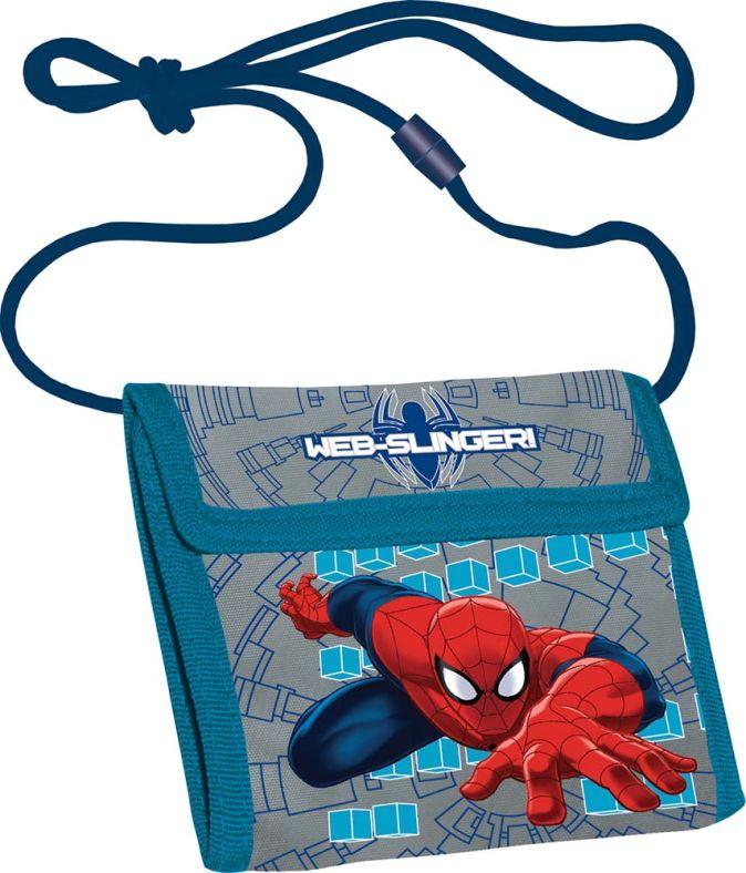 Кошелек Размер 9 х 9 (21) х 2 см Упак. 24/96 шт. Spider-man Classic