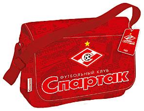 Сумка 24х33х12 см ФК Спартак