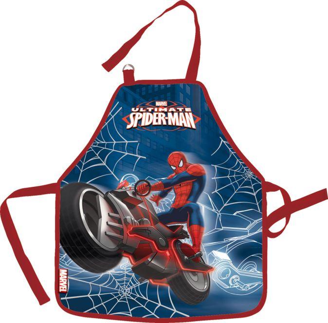 Фартук, размер 26x16, упак.12/36/72 Spider-man