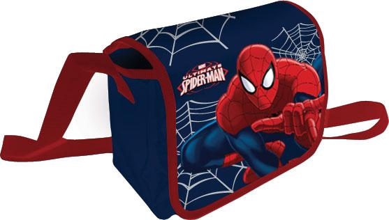 Сумка, размер 18x25x10, упак.6//48 Spider-man