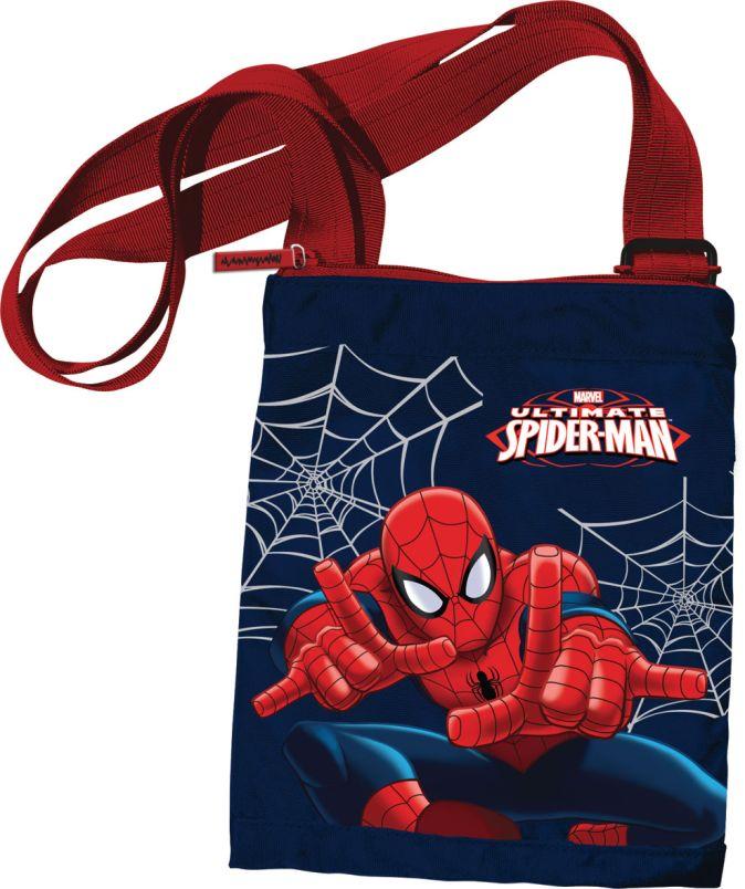 Сумка, размер 23x19, упак.6//48 Spider-man