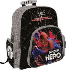 Рюкзак ортопедический с EVA-спинкой38 х 36 х 18 см Spider-man