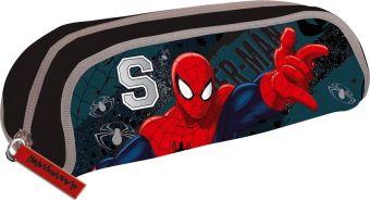 Пенал, размер 7 х 21 х 7 см, упак. 6//48шт.Spider-man