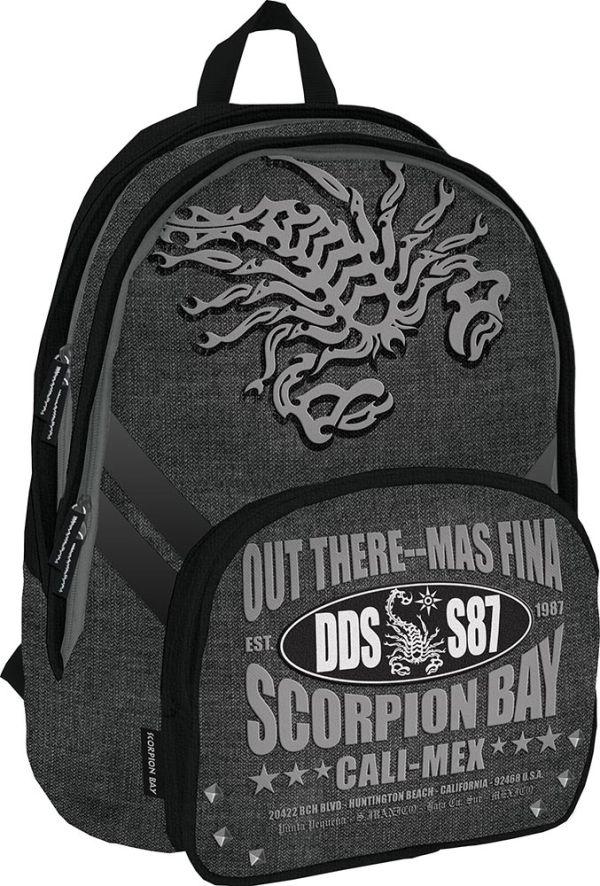 Рюкзак Размер 44 x 32 x 21,5 см Упак. 3//12 шт. Scorpion Bay